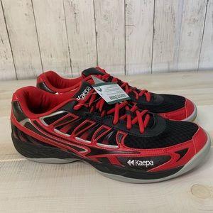 New Kaepa Women's Red Heat Volleyball Shoes Sz 13